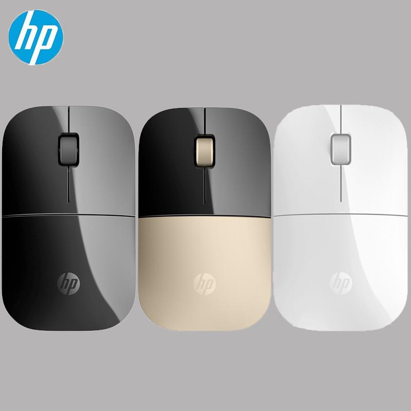 HP Z3700 Optical USB 2.4Ghz Wireless Mouse 1200DPI 3 Button Silent Colorful Laptop PC Office buy at a low prices on Joom e commerce platform