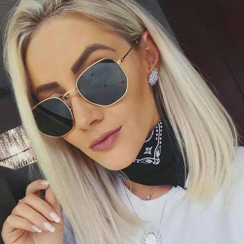Солнцезащитные очки в стиле ретро фото