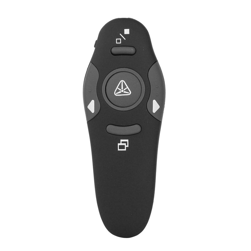 Wireless Presenter Pen Laser Pointer with USB Receiver for Meeting Teaching