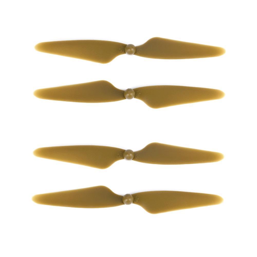 4 Stücke MJX 3 Teil RC Prope 2-Blatt CW CCW Requisiten für MJX B3 Mini RC Drone