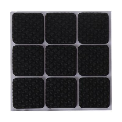 Non Slip Cupboard Office Thermal Insulation Solid Home Rubber Bumper Self-Adhesive Practical Multifunction Feet Cushion