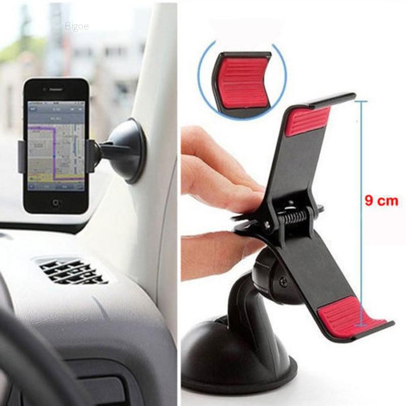 360° вращающийся автомобиль лобовое стекло держатель стенд для мобильного телефона GPS универсальный фото