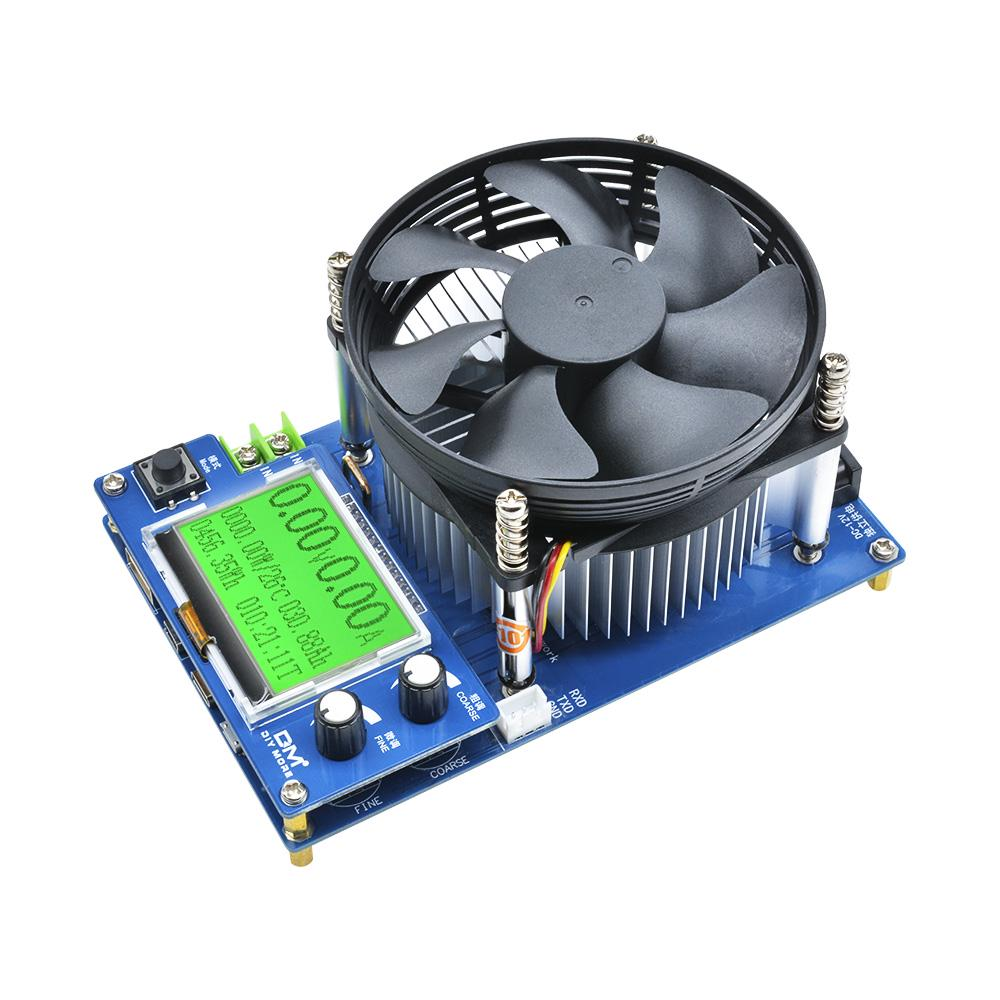 Details about  /150V 10A 150W EU Intelligent Electronic Load Battery Discharge Capacity Tester