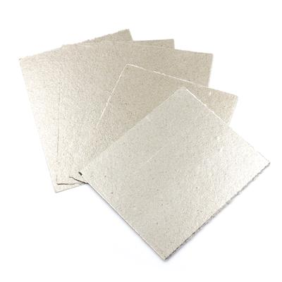 2pcs Microwave Oven Repairing Part Mica Plates Sheets 13*13cm//5.1*5.1 in TKI