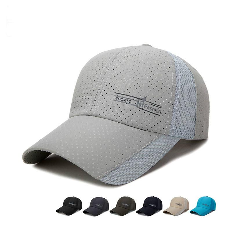 0222adabc60 Mesh Breathable Baseball Cap DSQ Red Blue Black Cotton Sun Hat Letters  Printed Cap-buy at a low prices on Joom e-commerce platform