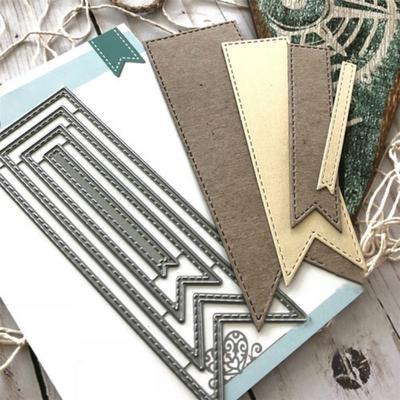 Metal Cutting Dies Scrapbooking for Card Making DIY Embossing Cuts New Craft Die