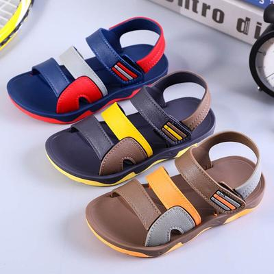 ABC KIDS Sandals Baby Boys Breathable Anti-Slip Star Hollow Casual Sandal shoes