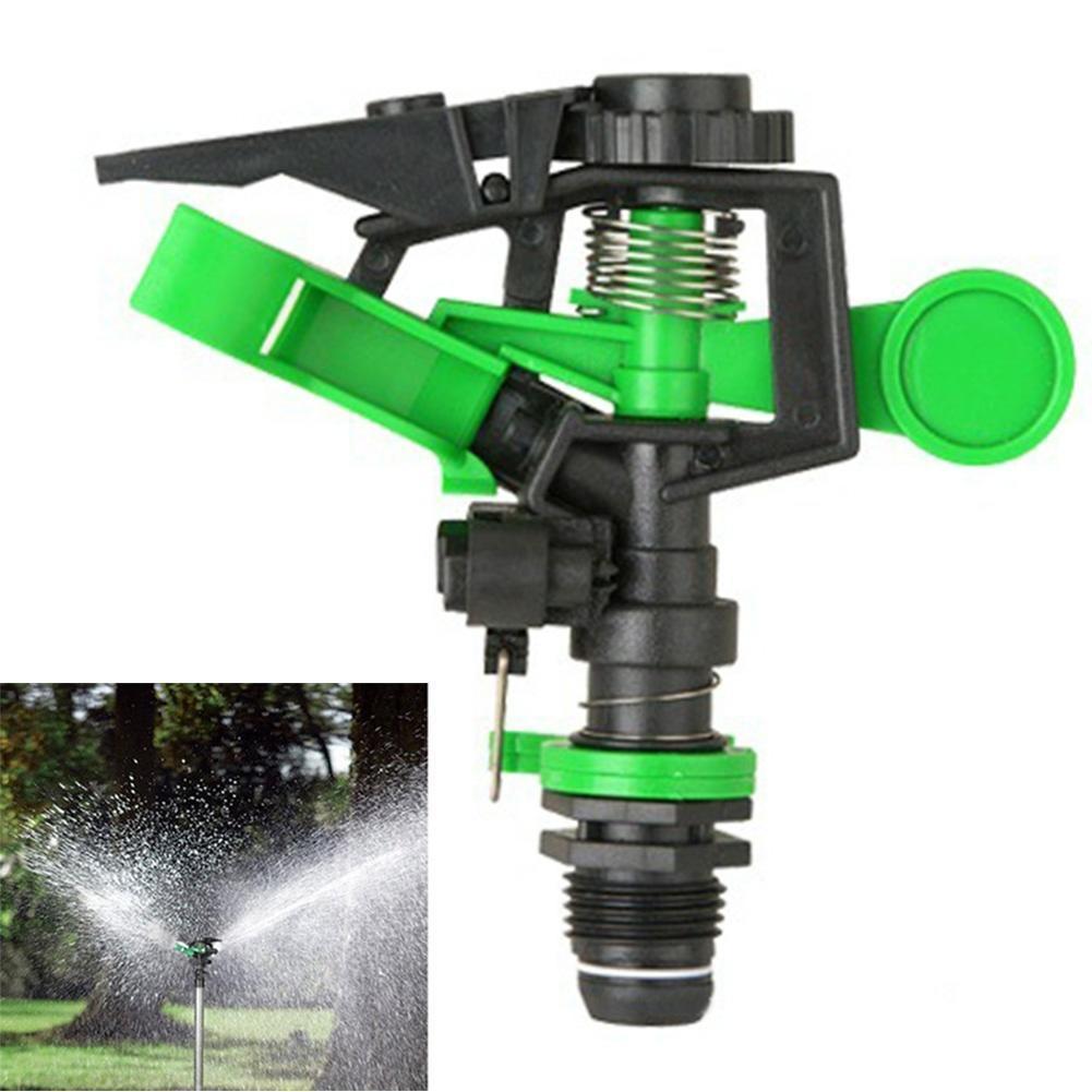 10 Stück 1//2 Garten Plastik 360 Grad Rotation Micro Bewässerung Rasensprenger