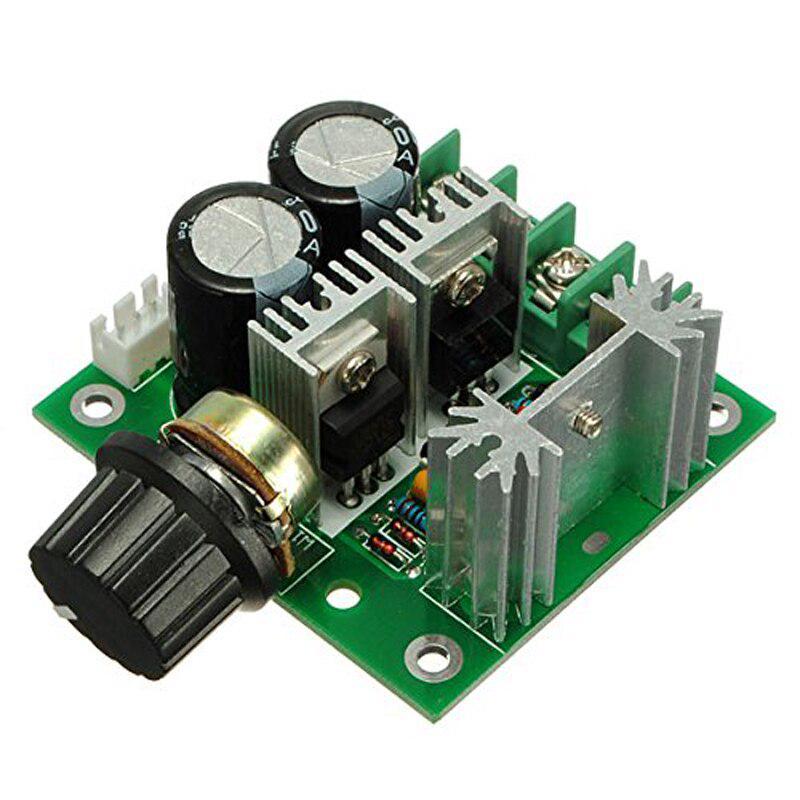 12V24V30V 120W PWM Volt DC Motor  Drehzahlregler Schalter Modul