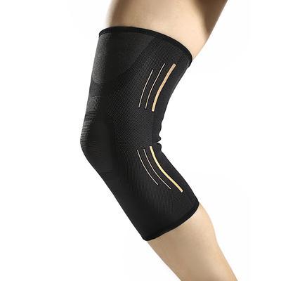 30980e10ab Men & Women Sports Knee Wraps Straps Compression Elastic Fitness Support