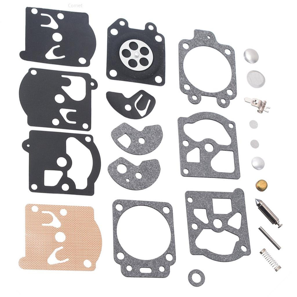 CARBURETOR KIT Fits WALBRO K10-WAT WA and WT SERIES Gaskets 5-Kits