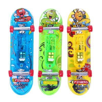 Mini Cute Fingerboard Finger Skate Board Boy Kid Children Party Toys