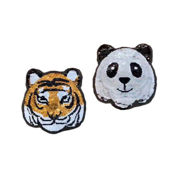 1PC Patches Stickerei Cartoon Durable Cute Patches Aufkleber für Jeans Jackets Rucksäcke