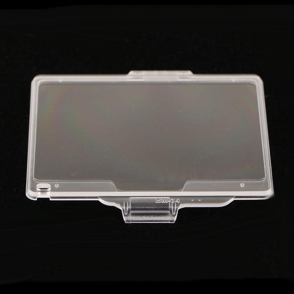 Fotga Vidrio Óptico Protector De Pantalla Lcd Para Nikon D700