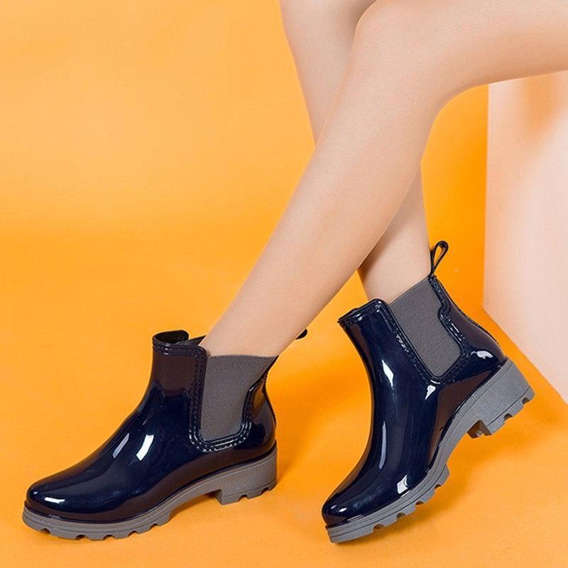 резиновая обувь женская модельная потливость головы
