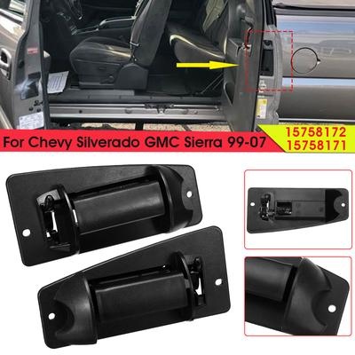 fits GMC Chevrolet Outside Exterior Door Handle Textured Rear Right or Rear Left