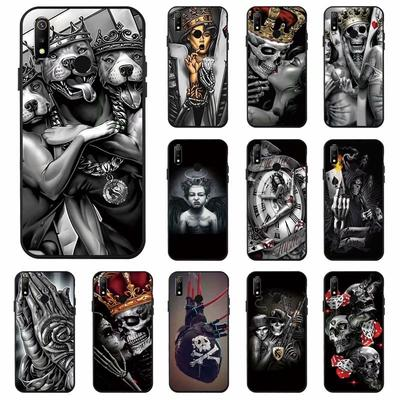 Case For Oppo A9 A5 2020 A8 A31 A3S A5S Case Soft TPU Phone Back Cover For Realme X50 Pro XT X2 6 C2 A91 Ace 2 Case Silicone Bags