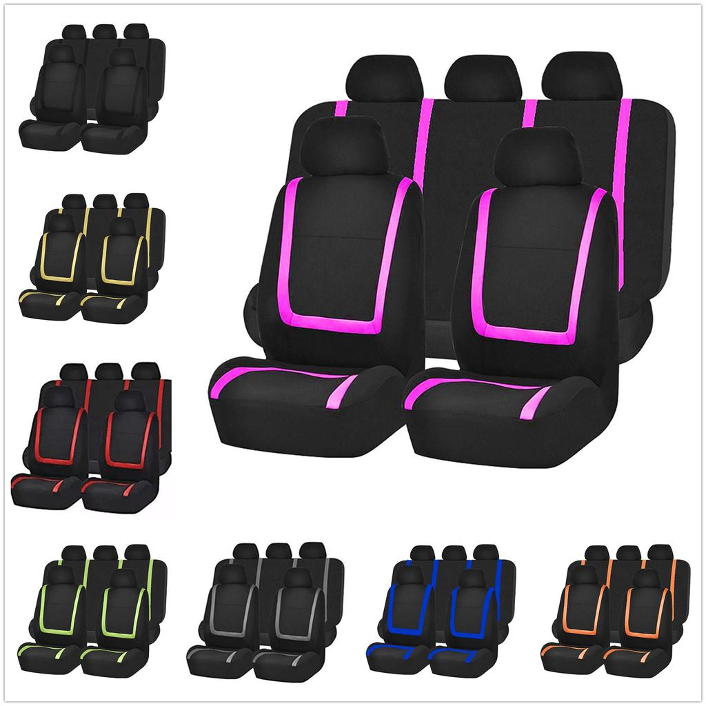 Elegant Car Seat Covers Full Set Automobile Seat Protection Cover Vehicle Seat Covers Universal Car Cushion Buy At A Low Prices On Joom E Commerce Platform