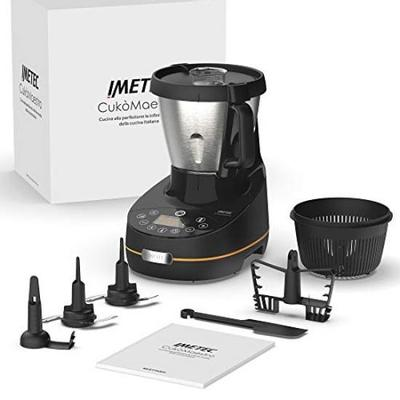 Taurus Mycook Touch Black Edition Ii Wifi Food Processor 1600w 2l Up To 140o Multifunction More Than 7400 Free Recipes E Buy At A Low Prices On Joom E Commerce Platform