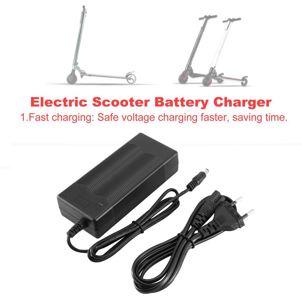 For   M365 Ninebot Kugoo S1 S3 Electric Scooter 8 Inch Scooter Charger Plug