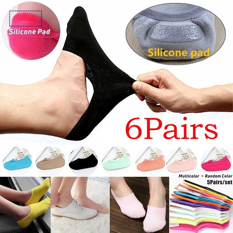 Мода унисекс казуальные игры девочек весна ультратонких сплошной цвет короткие ноги короткие носки фото