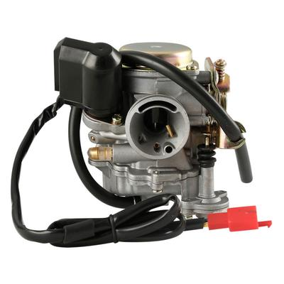Off-Road Motorcycle Atv Accessories Gy6 139Qmb Carburetor Suitable Stroke  50Cc 49Cc 60Cc