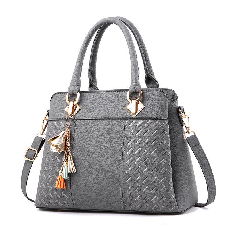 Женская кожаная сумка – купить по низким ценам в интернет-магазине Joom