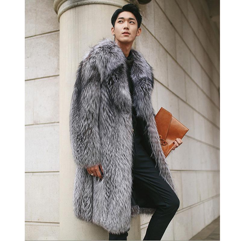 Faux Fur Coat Imitation Fox, Faux Fur Coat Company