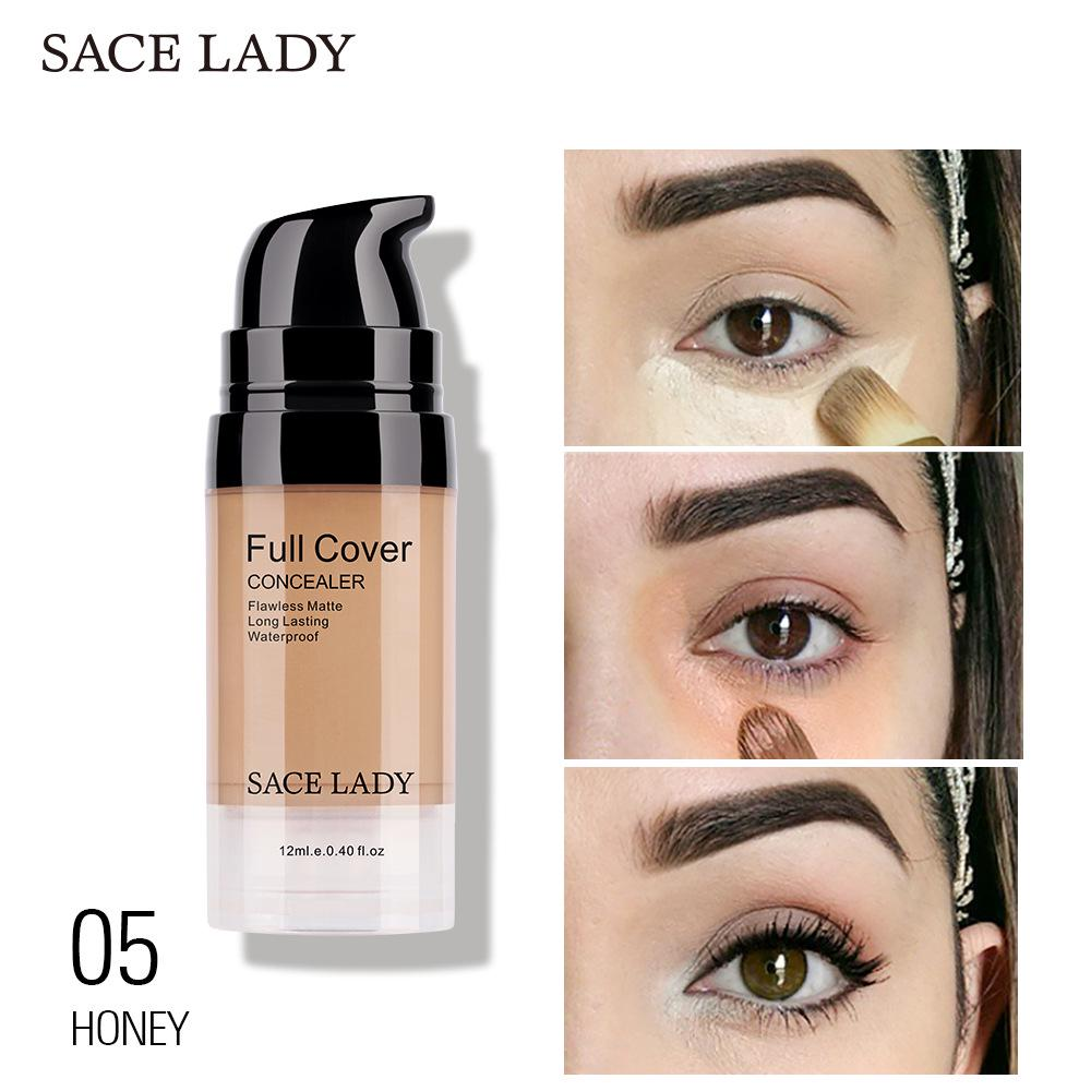 Concealer Cream Makeup Liquid Corrector