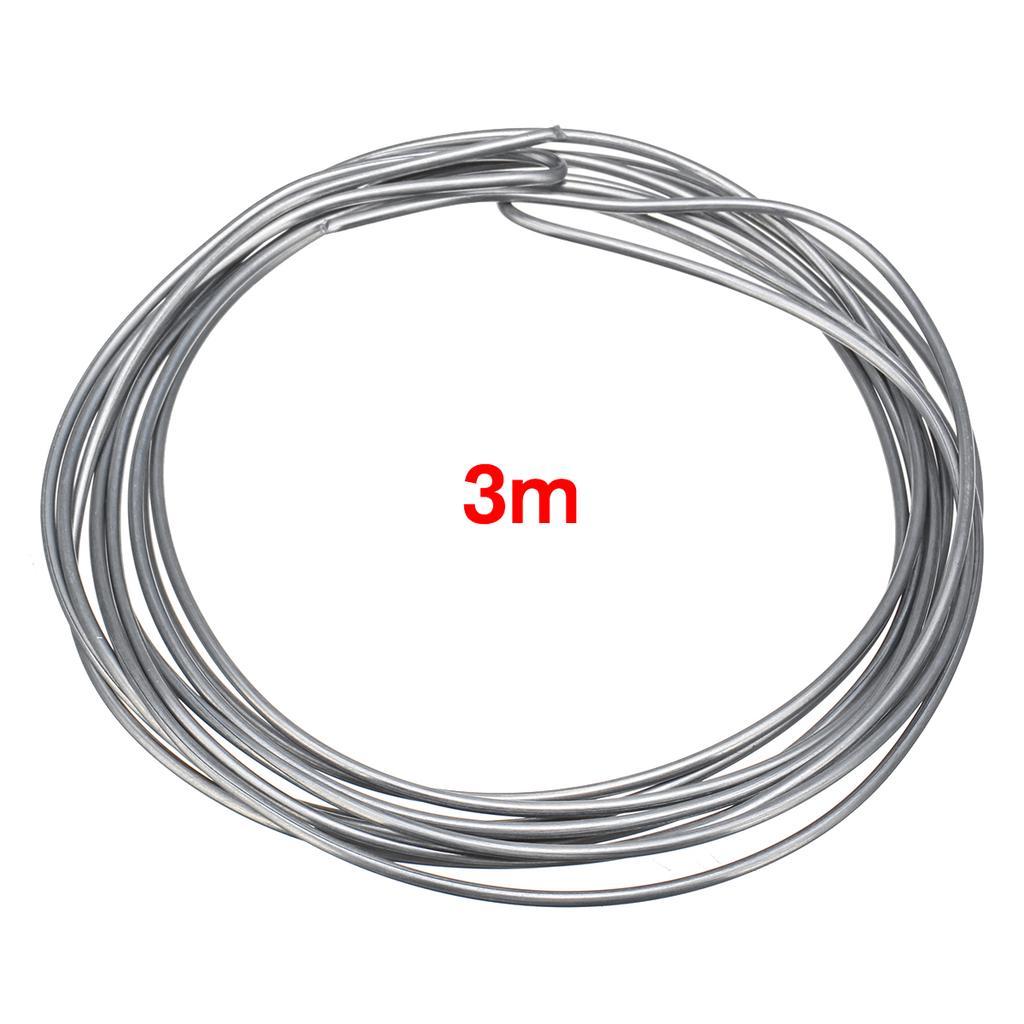 5m*2mm Copper Aluminum Flux Cored Wire Low Temperature Aluminium Welding Rod