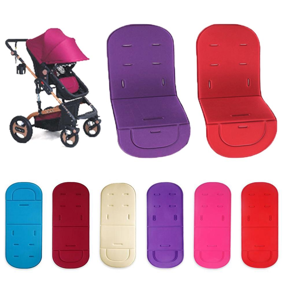 Rainbow Pad Kid Feeding Chair Cushion Baby Stroller Mat Child Car Seat Pad