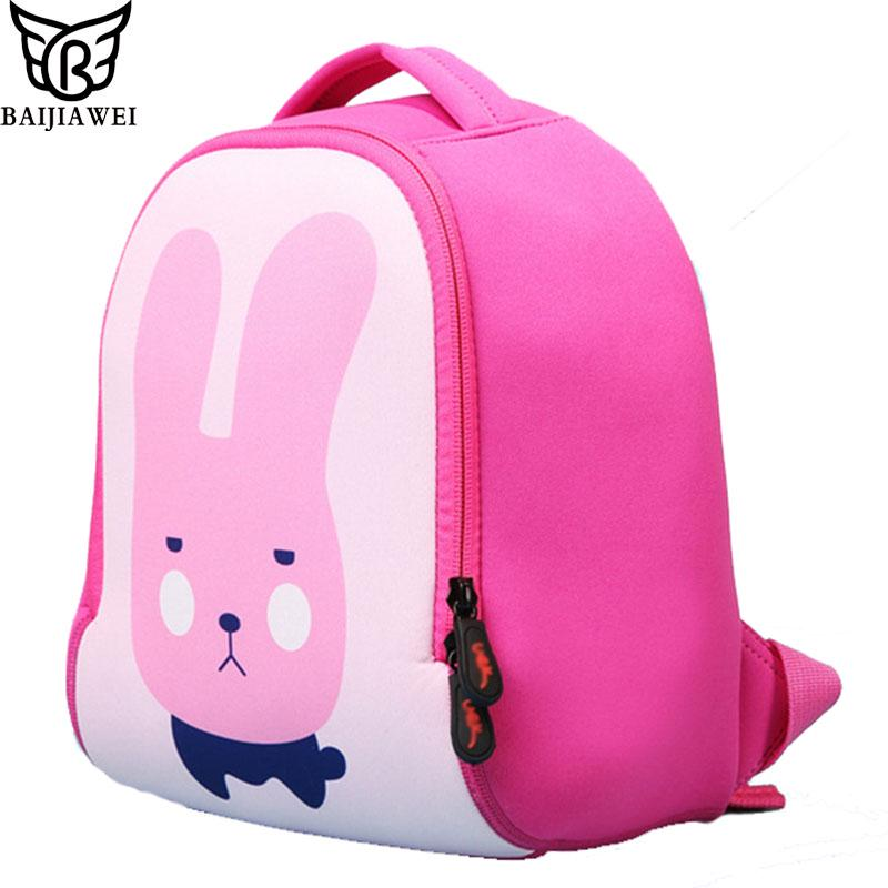 2b25105d9cd2 Сумки и рюкзаки BAIJIAWEI Детский милый рюкзак для девочек и мальчиков 3-7  лет (