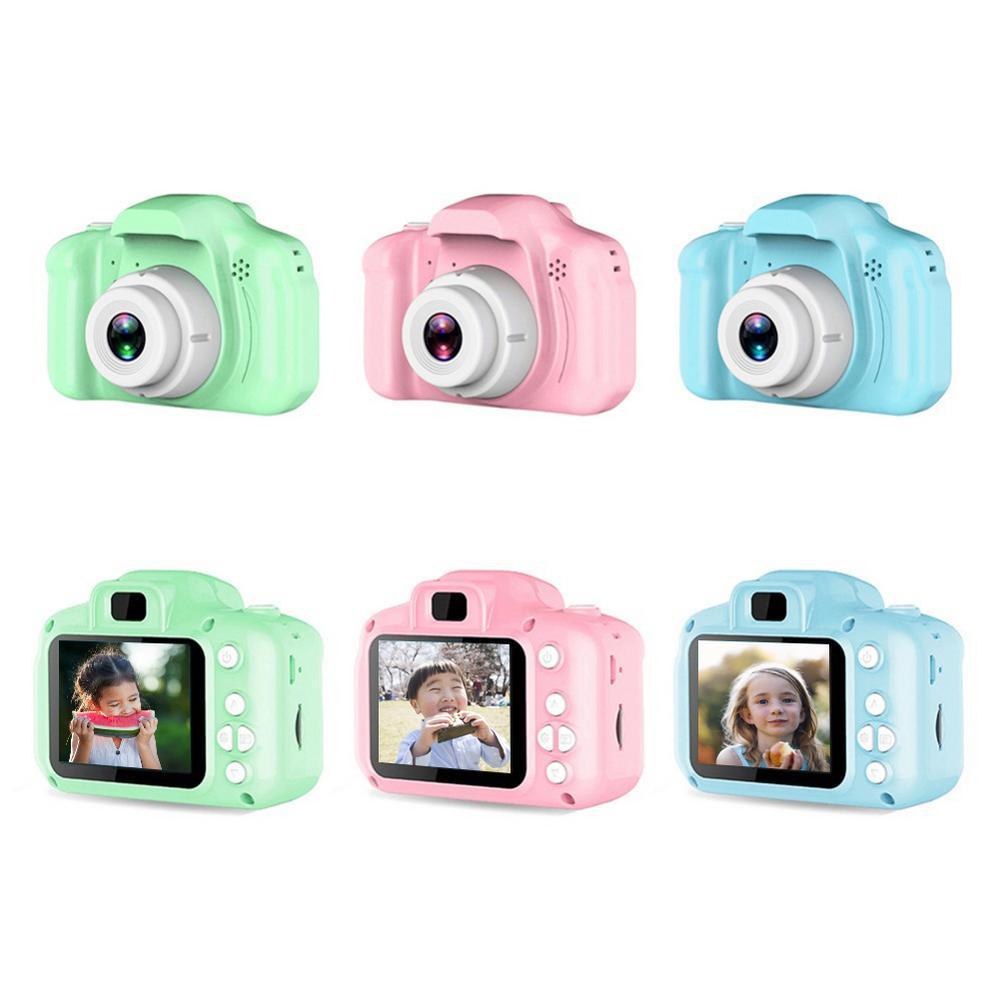 Дети Цифровой HD 1080P Видеокамера 2.0 Дюймовый Цвет дисплей дети Baby Подарок фото