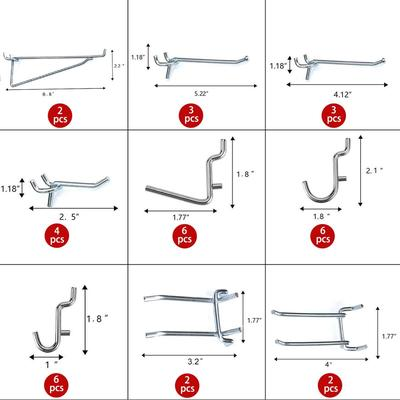 Buy Pegboard Hook At Affordable Price From 3 Usd Best Prices Fast And Free Shipping Joom