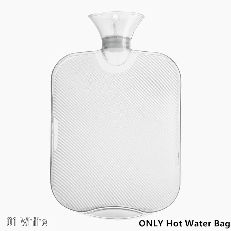 Coldproof 2000 ml Pvc grande punto bolsa de agua tapa botella caso ...