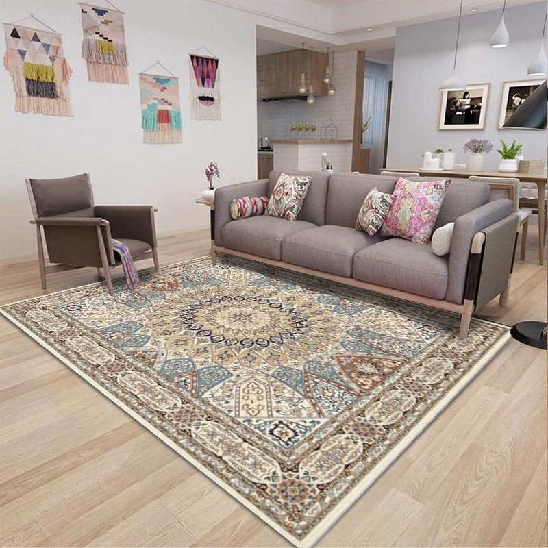 Large Area Rugs Persian Style, Living Room Rugs