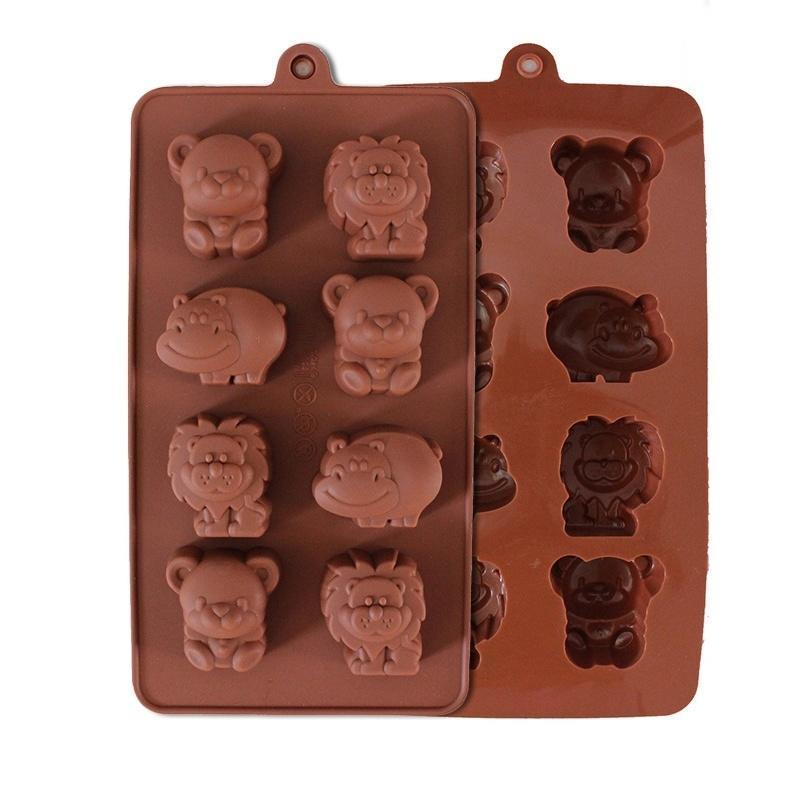 Кухонные инструменты Fshion выпечки торта шоколада Soap желе формы DIY формы для выпечки печенья инструменты фото