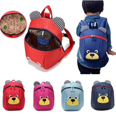 Duck Toddler Safety Anti Lost Backpack For Kids Children Backpack Animals Kindergarten School Bags Animal Design Fit For Toddler 1 Year To 6 Years