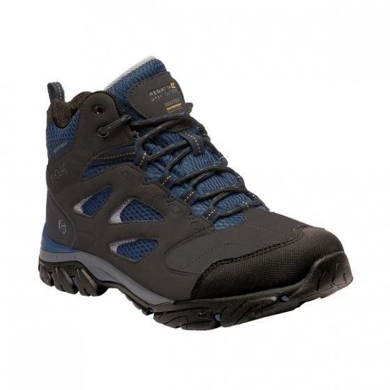Regatta Womens Edgepoint Waterproof Fabric Walking Boots
