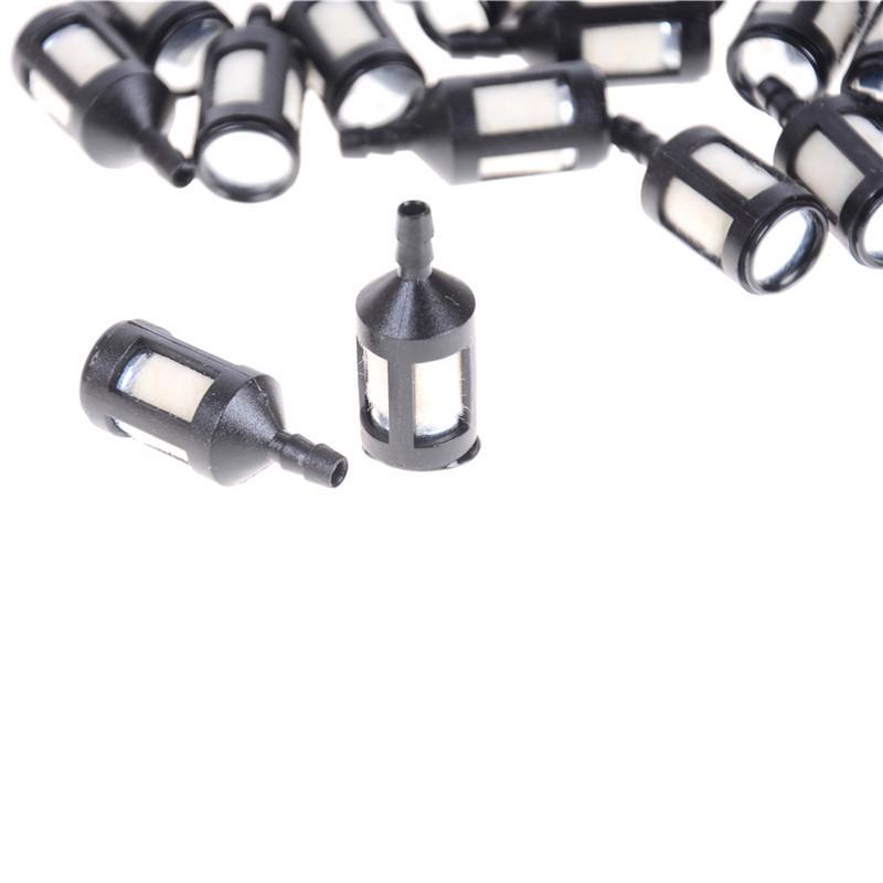 "10X Fuel Filter for Zama ZF-1 Stihl Poulan Husqvarna Chainsaw Trimmer 1//8/"" Line"