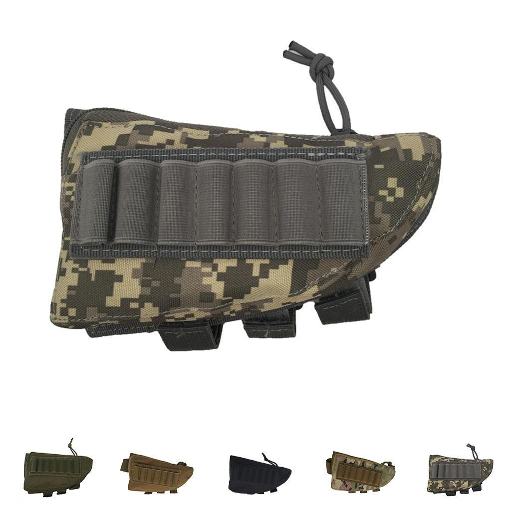 Multifunktions Shotgun Shell Halter Tasche Beutel Rest ...