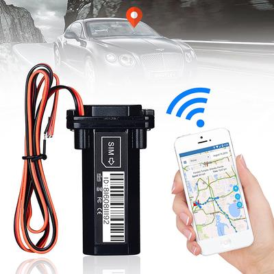 Real-time Quad Band Google Map Remote Control Tracking Device System 303G Vehicle Car Motorcycle Personal GPS//GSM//GPRS//SMS Tracker Waterproof