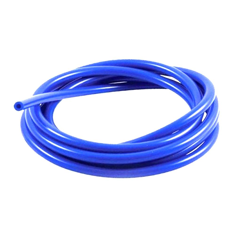 Universal Silicone Vacuum Hose Gas Oil Fuel Line Tube 6MM ID For Car Motorcycle