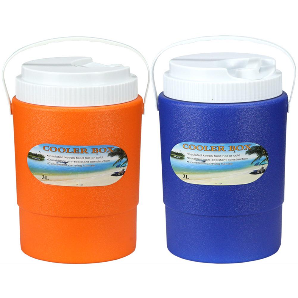 Leakproof /& Durable Cooler to Keep Food /& Beverages Cold for a Long Time
