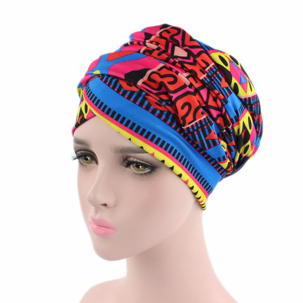Sombrero de m/últiples Funciones de la Bufanda Gorro de quimioterapia Sombrero de Gorro el/ástico Sombrero de Hip-Hop para Mujeres Cap para la p/érdida de Cabello c/áncer quimio Elegante Turbante Mujer