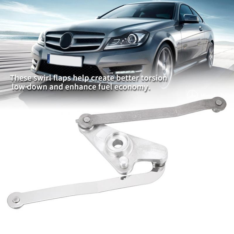 Intake Inlet Manifold Air Flap Runner Lever Repair Kit for Mercedes Benz V6  M272 V8 M273