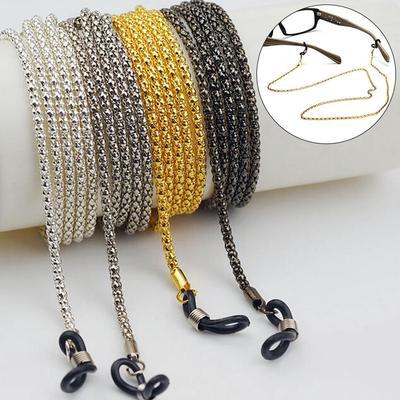 1PC Decoration Glasses Chain Metal Anti-slip Adjustable Accessories Multi-purpose