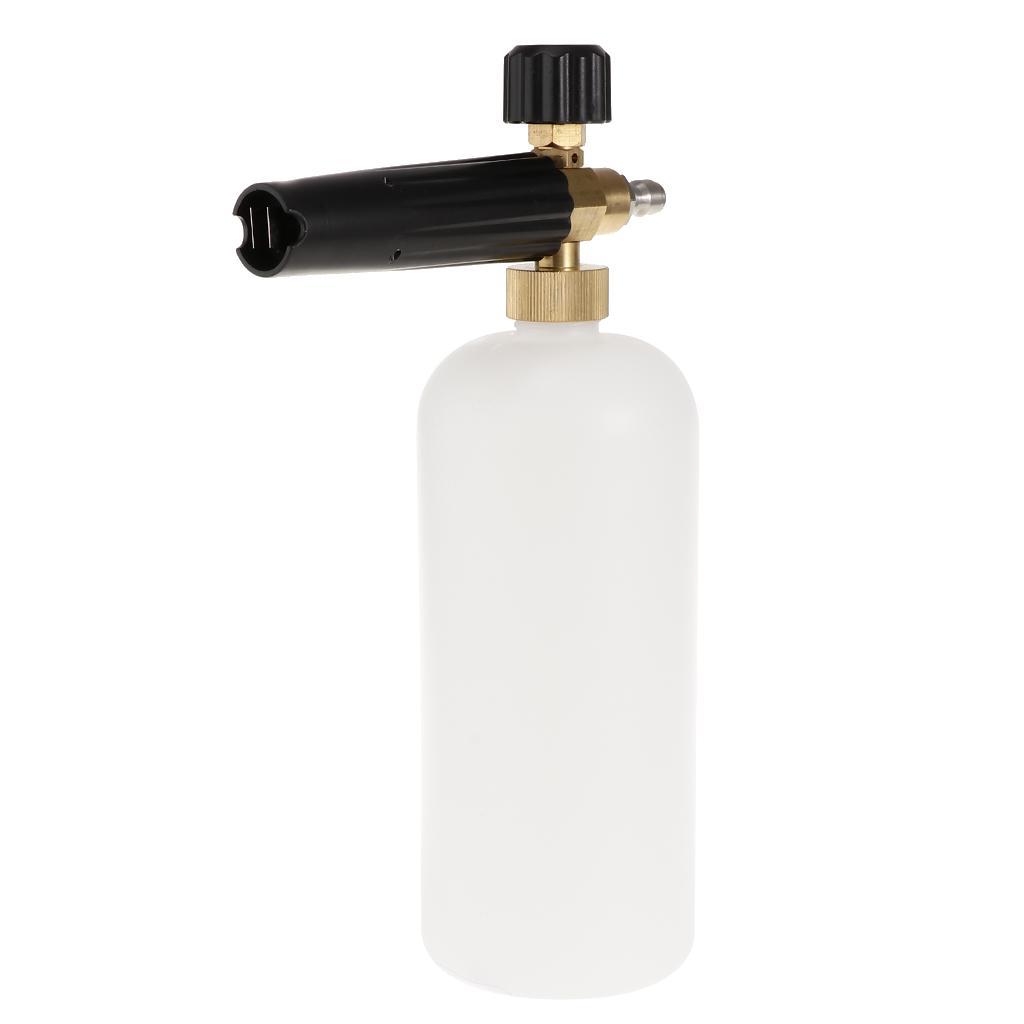 kew alto Pressure Washer Car Gun Wash Bottle Snow Foam Lance for Nilfisk