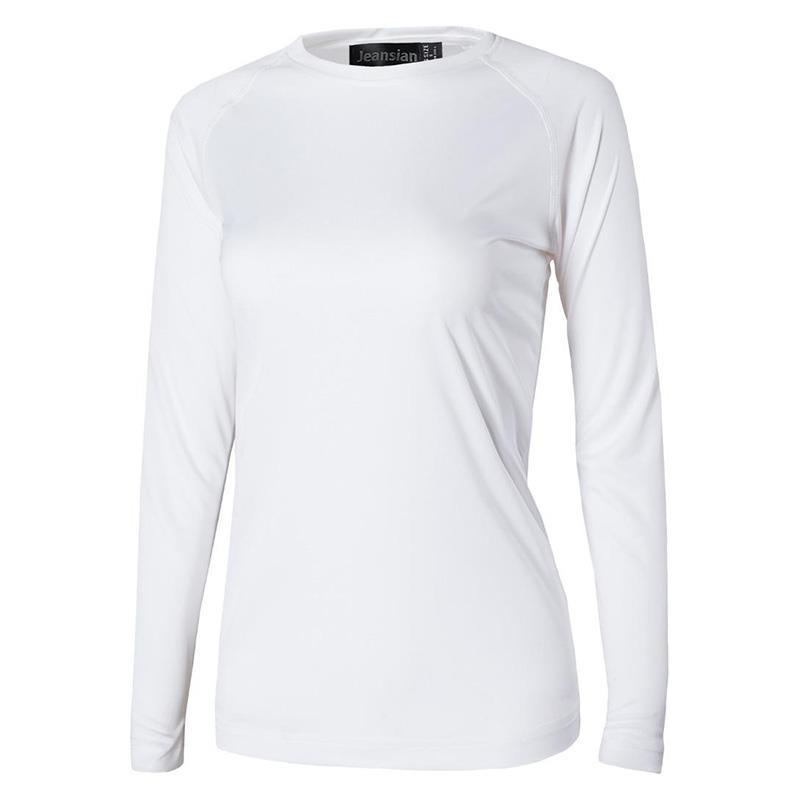 UV Sun Protection Outdoor Sport T-Shirt SWT246 Jeansian Womens UPF 50