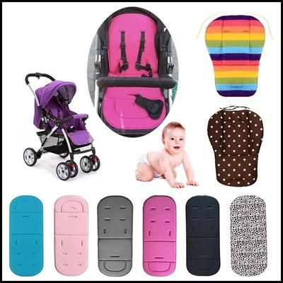 Baby Infant Thickening Stroller Pad Stroller Buggy Stroller Seat Cushion